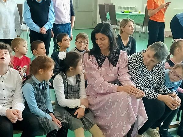 Международный день белой трости – Сергиев-Посад